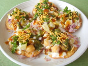 chaat- same day agra tours