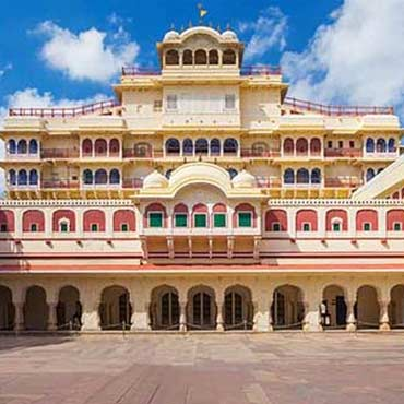Overnight Jaipur Tour