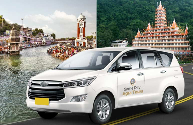 Delhi to Haridwar Rishikesh One Way Taxi