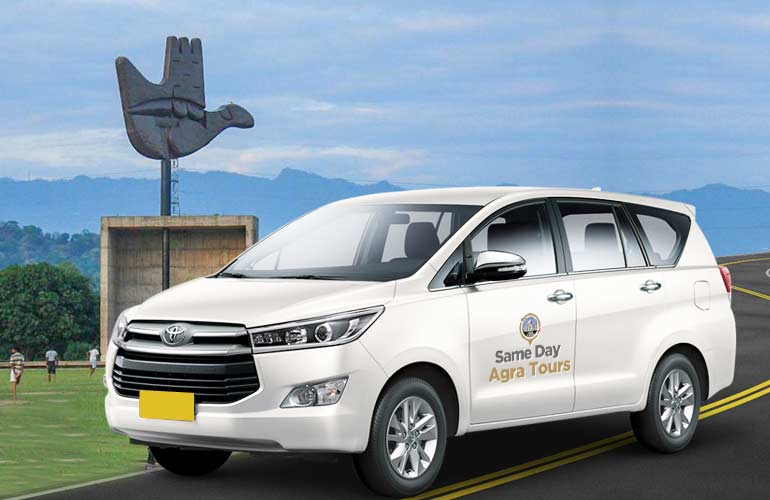 Delhi to Chandigarh One Way Taxi