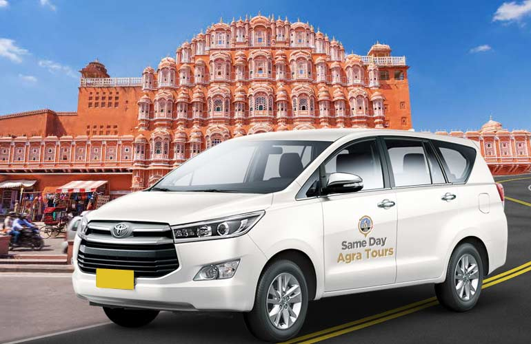 Delhi to Jaipur One Way Taxi