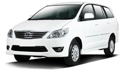 Delhi to Chandigarh Toyota Innova Crysta Car Taxi