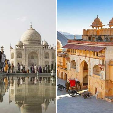 Overnight Agra Jaipur Tour