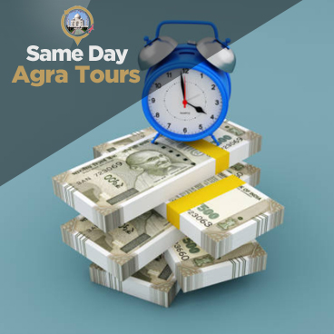 Same Day Agra Tours Saving Time and Money